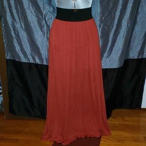 Heather Maxi Skirt